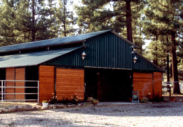 Barns for Castlebrook barns
